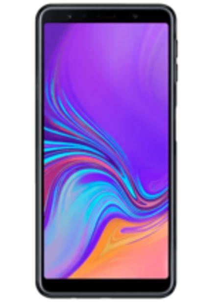 Oferta de Smartphone Samsung A7, Preto, 64GB, Tela 6.0, Câm. 24MP por R$1439