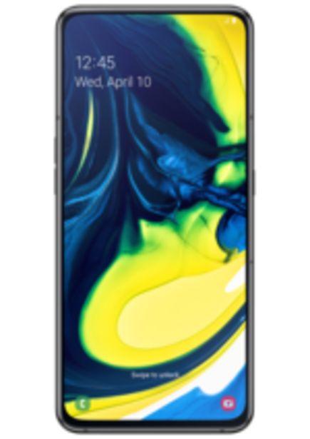 Oferta de Samsung Galaxy A80, Preto, 128GB, Tela 6.7 UHD 4k, Câm. 48MP por R$2199