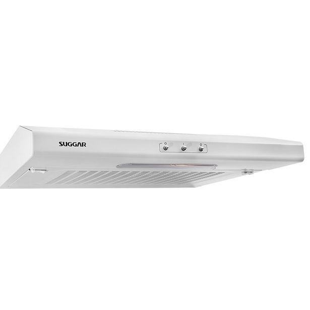 Oferta de Depurador Slim 60 Cm Di60Bibr Suggar Potência 105W Branco por R$229