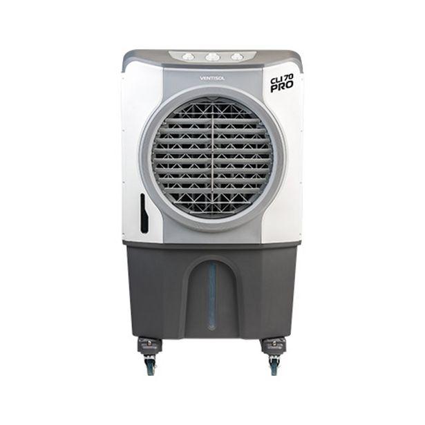 Oferta de Climatizador Ventisol CLI70PRO-02 70 Litros por R$1599