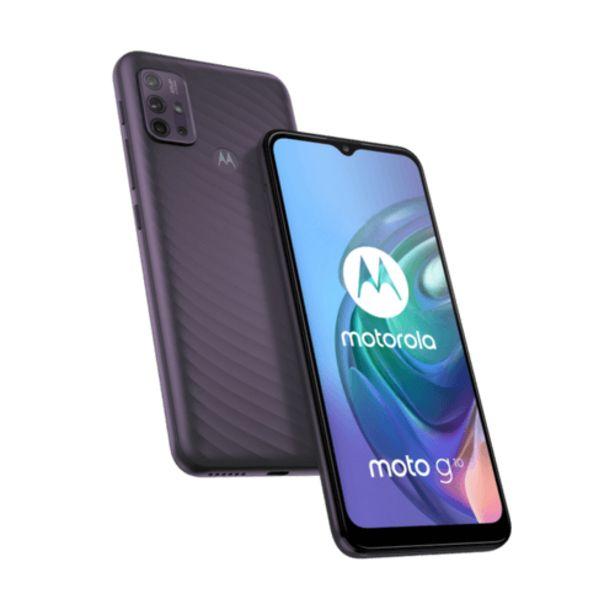 Oferta de Motorola Moto G10 por R$1099