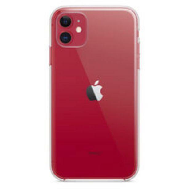 Oferta de Capa Clear Iphone 11 por R$349