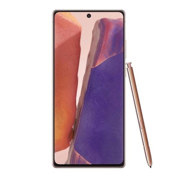 Oferta de Samsung Galaxy Note 20 por R$4599