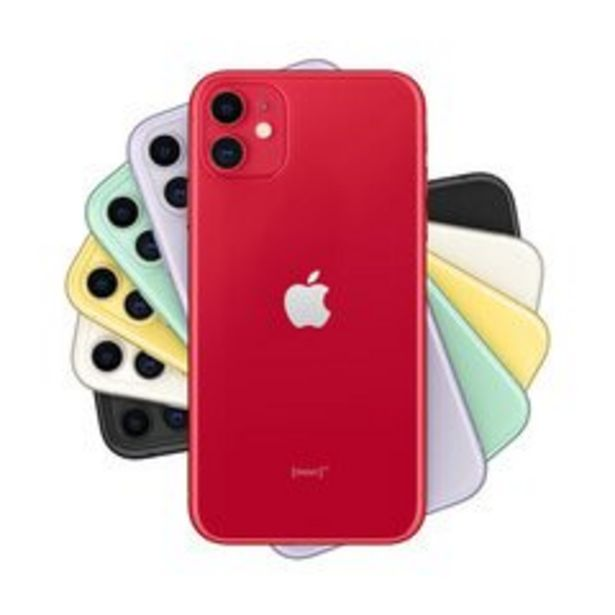 Oferta de Apple iPhone 11 64GB por R$4080