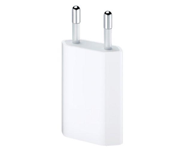 Oferta de Carregador Apple USB 5W por R$172