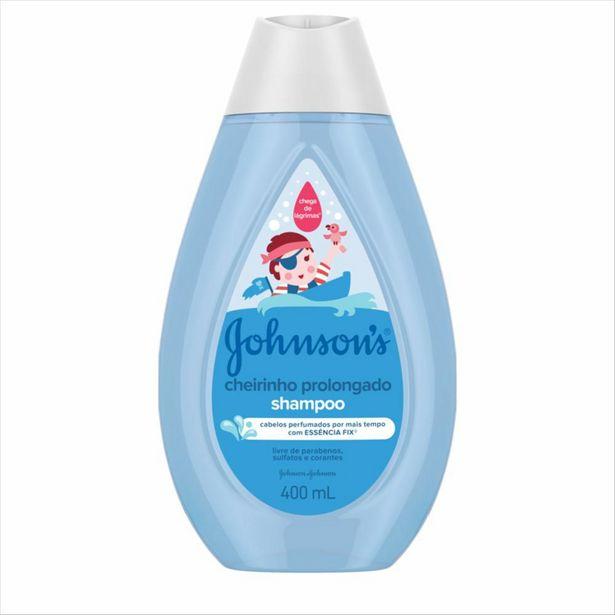 Oferta de Shampoo Johnsons Cheirinho Prolongado 400 Ml por R$17,49