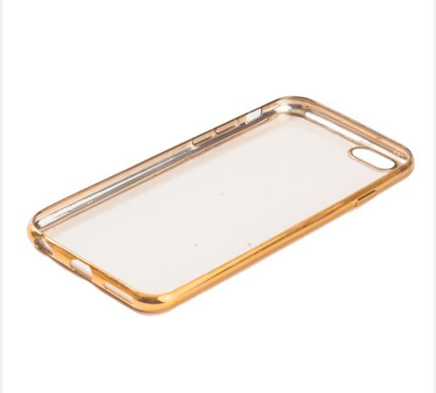 Oferta de Case Dauftech Iphone 6 Dourado por R$19,9