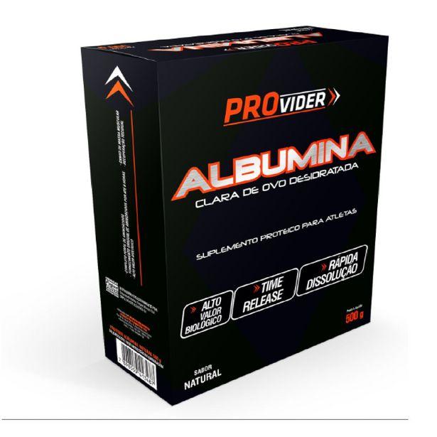 Oferta de Albumina Provider 500g por R$49,9