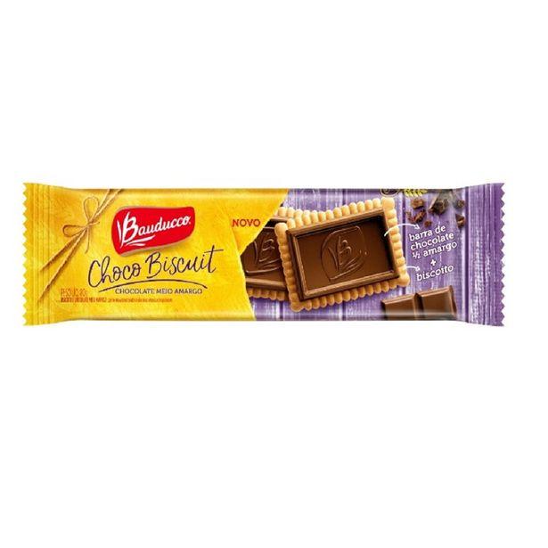 Oferta de Biscoito Bauducco Biscuit Amargo 80g por R$6,99