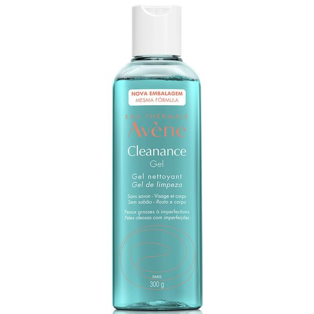 Oferta de Avene Cleanance Gel 300ml por R$71,99