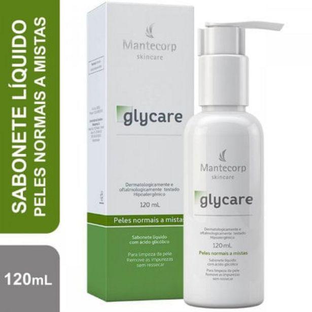 Oferta de Glycare Sabonete Líquido 120ml por R$66,99