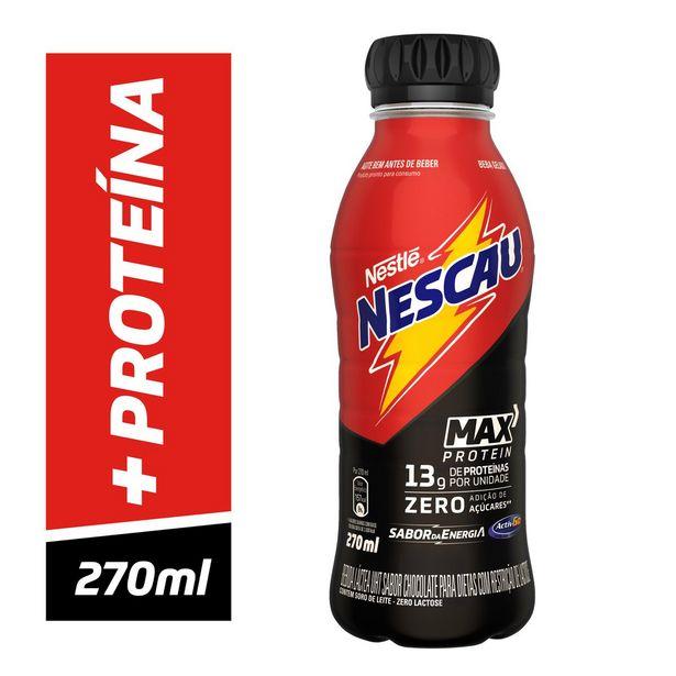 Oferta de Bebida Láctea Nescau Protein+ 270ml por R$7,9