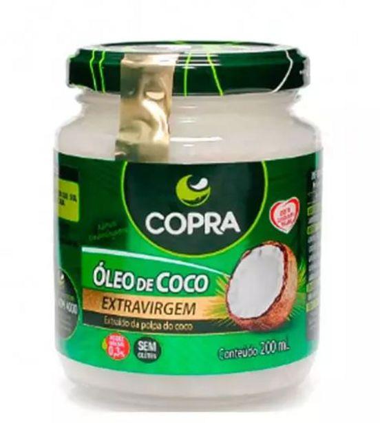 Oferta de Óleo De Coco Copra 200ml por R$29,65