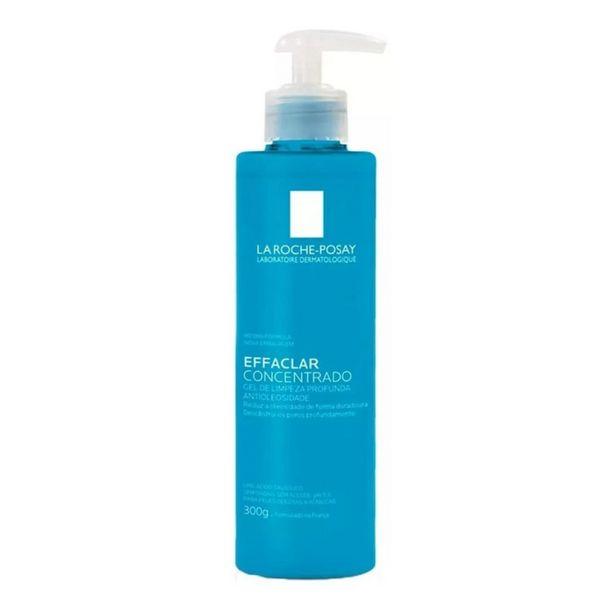 Oferta de Gel De Limpeza Facial Effaclar Concentrado La Roche-Posay  300g por R$79,99