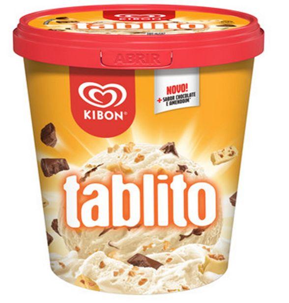 Oferta de Sorvete Kibon Tablito 800ml por R$21,1
