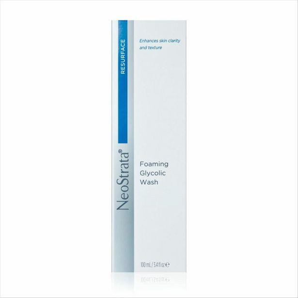 Oferta de Espuma De Limpeza Facial Neostrata Resurface Foaming Glycolic Wash 100ml por R$129,99