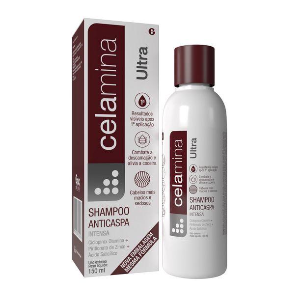 Oferta de Shampoo Celamina Ultra 150ml por R$94,99