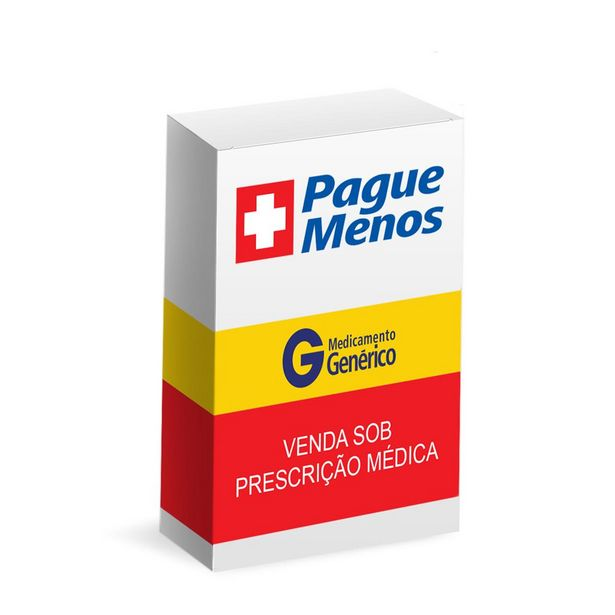 Oferta de Fumarato De Quetiapina 25mg Com 14 Comprimidos Nova Quimica Psicotropico por R$17,45