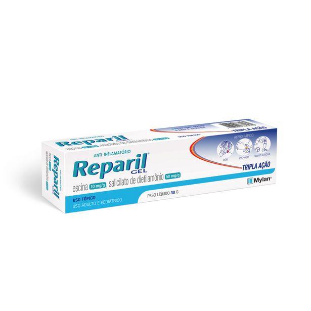 Oferta de Reparil Gel 30g por R$15,3