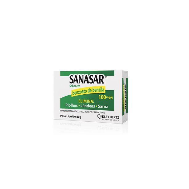 Oferta de Sabonete Sanasar 80g por R$9,65