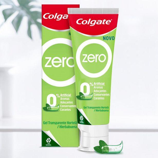 Oferta de Creme Dental Colgate Zero Hortelã 90g por R$14