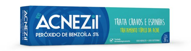 Oferta de Acnezil Gel 20g por R$13,95