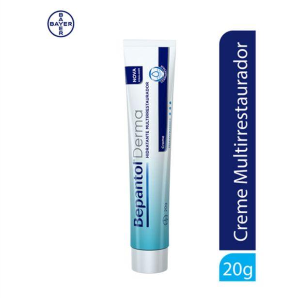 Oferta de Bepantol Derma Creme 20g Preço Promocional por R$25,49