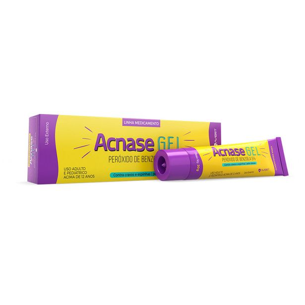Oferta de Acnase Gel 20g por R$32,55