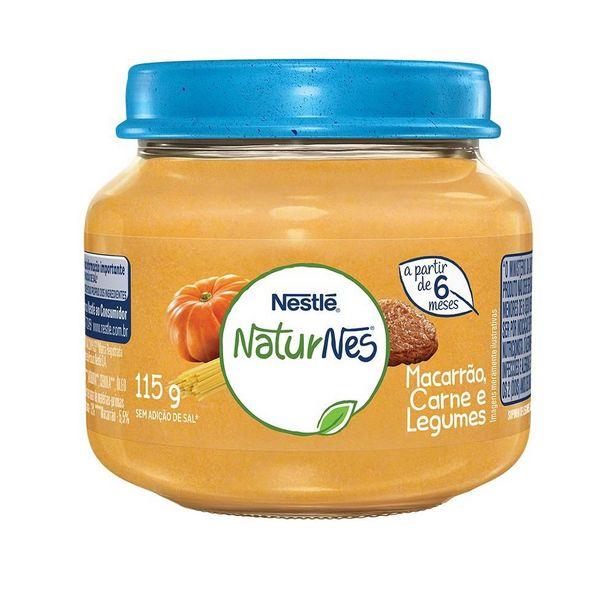Oferta de Papinha Nestlé Carne, Legumes ... por R$4,99