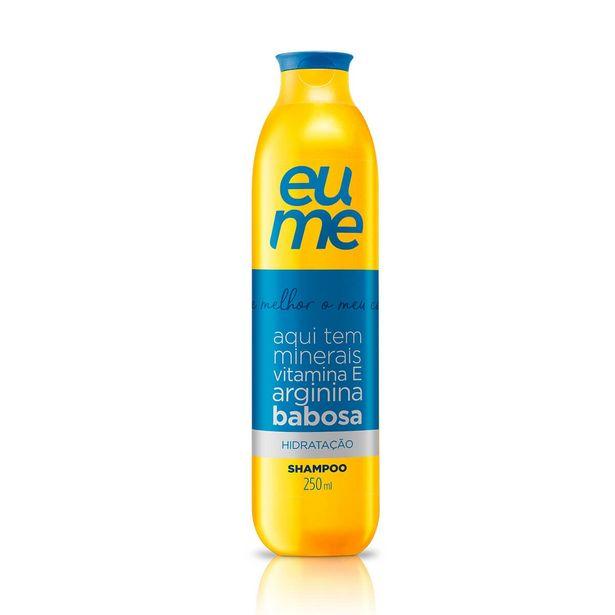 Oferta de Shampoo EuMe Hidratação por R$10,9