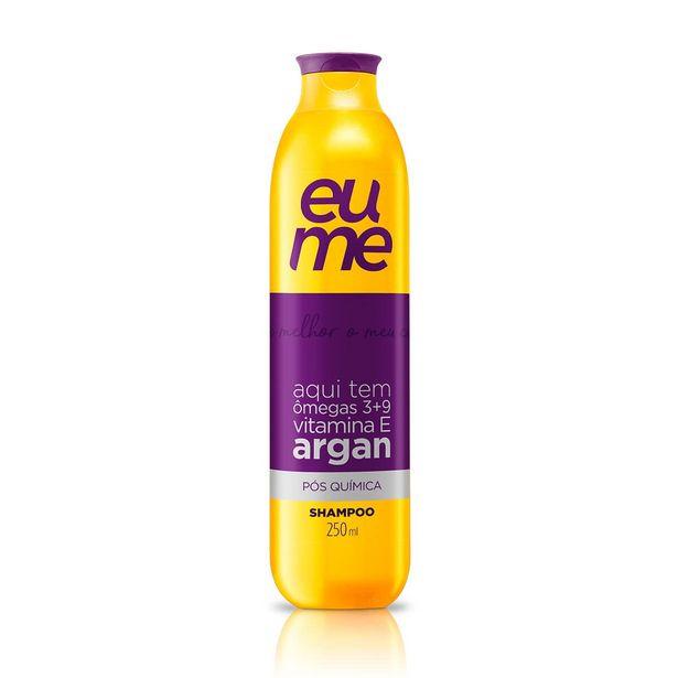 Oferta de Shampoo EuMe Pós Química por R$10,9
