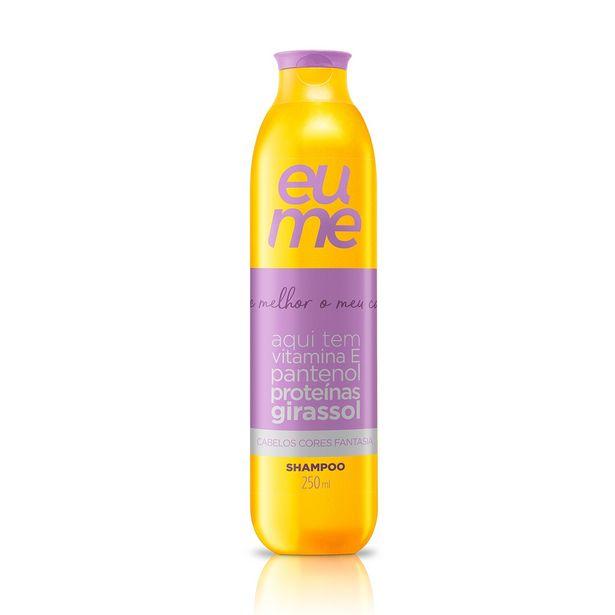 Oferta de Shampoo EuMe Cabelos Cores Fantasia por R$10,9