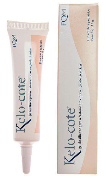 Oferta de Kelo-Cote Gel Redutor de Cicatrizes com 15g por R$146,49