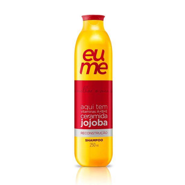 Oferta de Shampoo EuMe Reconstrução por R$10,9