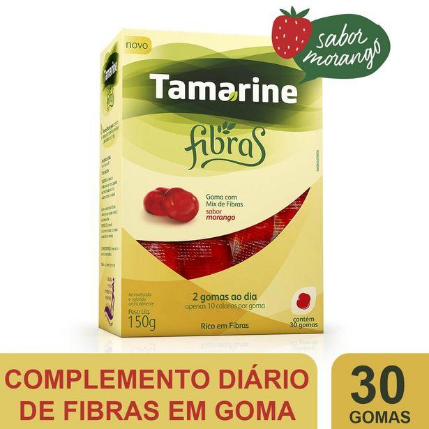 Oferta de Tamarine Fibras Sabor Morango por R$45,9