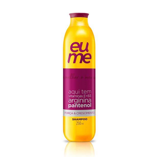 Oferta de Shampoo EuMe Força & Crescimento por R$10,9