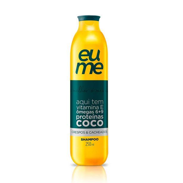 Oferta de Shampoo EuMe Crespos & Cacheados por R$10,9