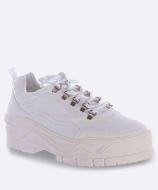 Oferta de Tênis Feminino Chunky Sneaker Zatz  por R$89,99