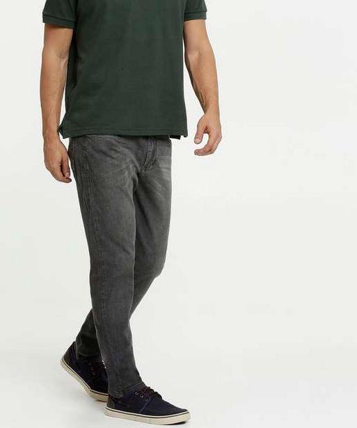 Oferta de Calça Masculina Jeans Skinny  por R$49,99