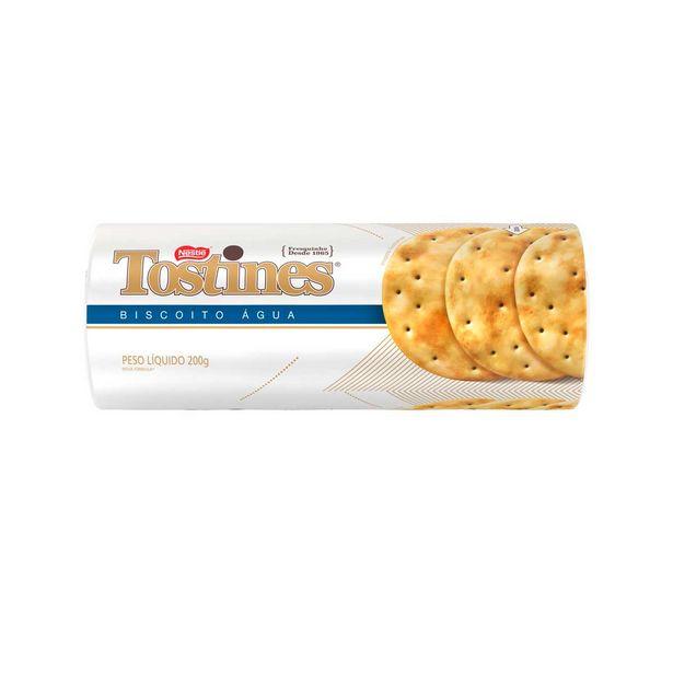 Oferta de Biscoito Tostine Cracker Água 200 g por R$3,65