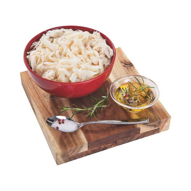Oferta de Bacalhau Ling Desfiado Resfriado Carrefour 200g por R$10,6