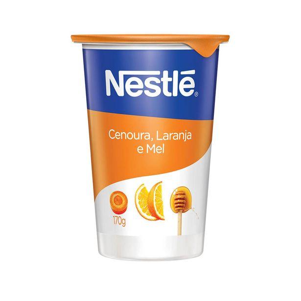 Oferta de Iogurte Integral Nestlé Cenoura, Mel e Laranja 170g por R$2,15