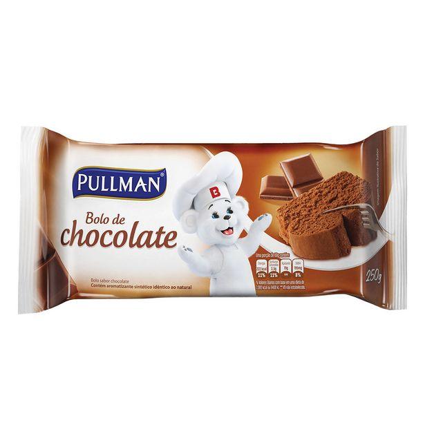 Oferta de Bolo de Chocolate Pullman 250g por R$6,9