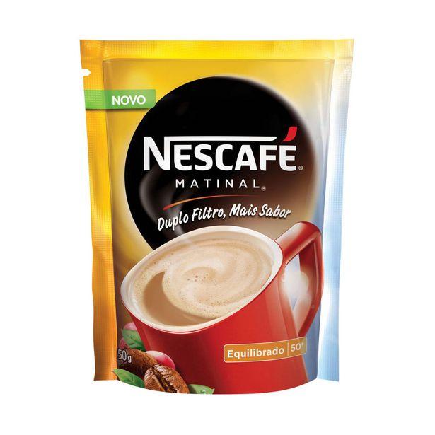 Oferta de Café Solúvel em Pó Nescafé Matinal 50g por R$4,55