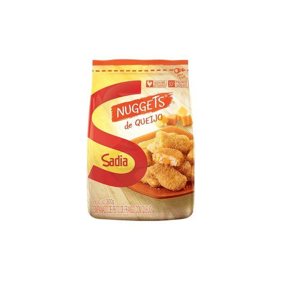 Oferta de Nuggets de Frango com Queijo Sadia 300g por R$8,9