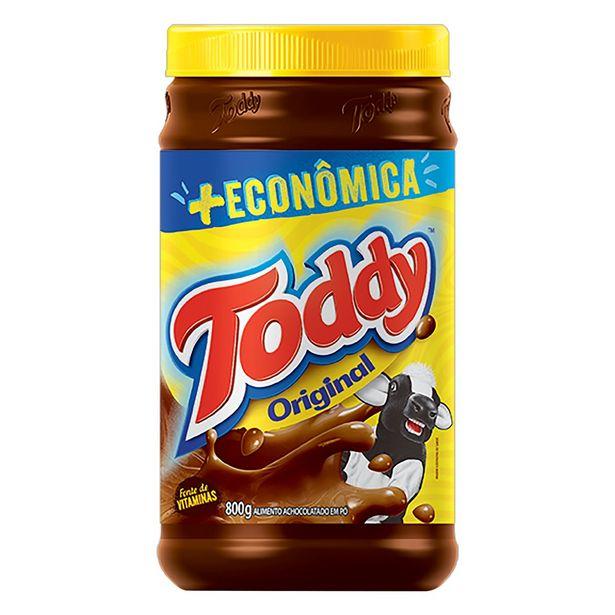 Oferta de Achocolatado em Pó Solúvel Toddy 800g por R$13,99