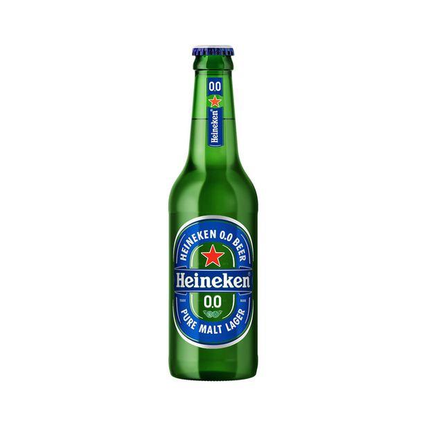 Oferta de Cerveja sem Álcool Heineken Lager 330ml por R$4,49
