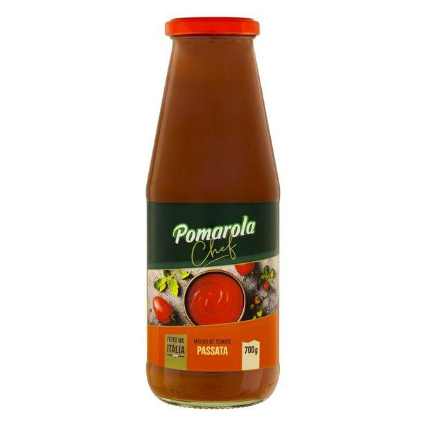 Oferta de Molho de Tomate Pomarola 700g por R$5,69