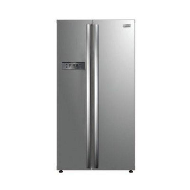 Oferta de Refrigerador Midea Side by Side 528L 127V por R$4849