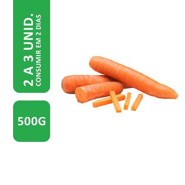 Oferta de Cenoura Tradicional Hortmix 500g por R$3,15